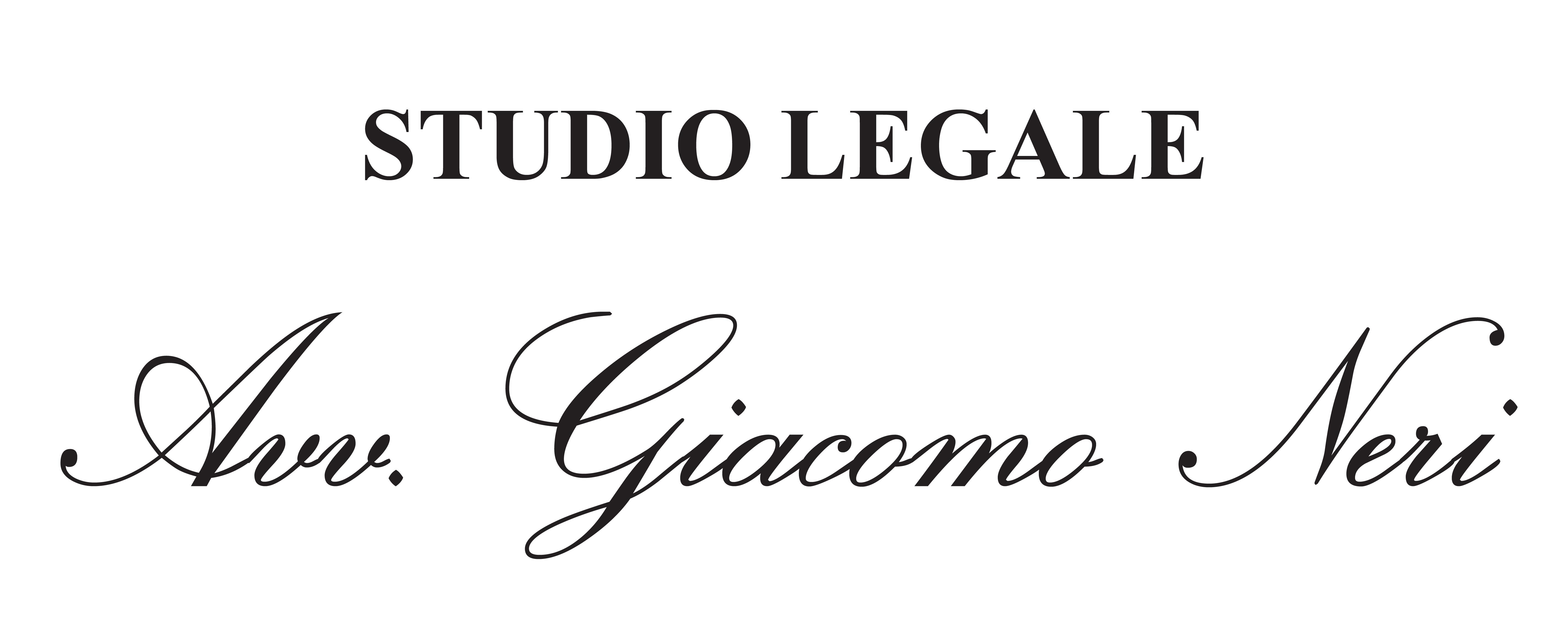 Avv. Giacomo Neri